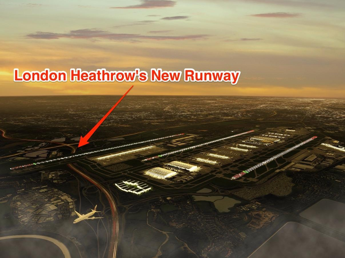 This is the change London's Heathrow Airport has been waiting for