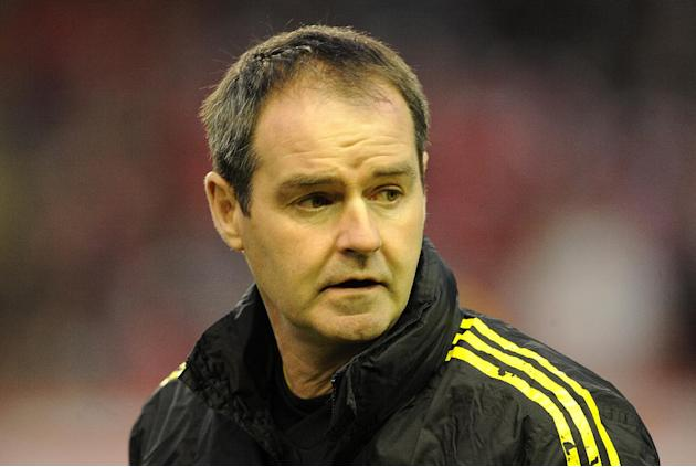 Steve Clarke is determined to prove himself at West Brom