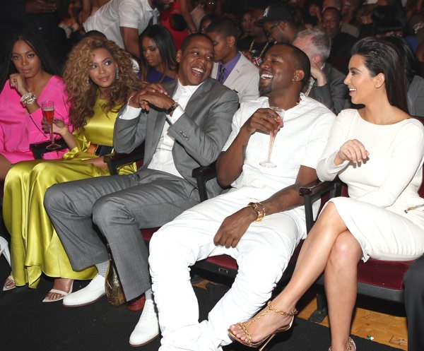 Beyonce – It Wasn't Cool To Give Kim Kardashian The Cold Shoulder At BET Awards