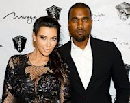 Kim Kardashian Talks Baby Names, Says Kanye West Is the Love of Her Life