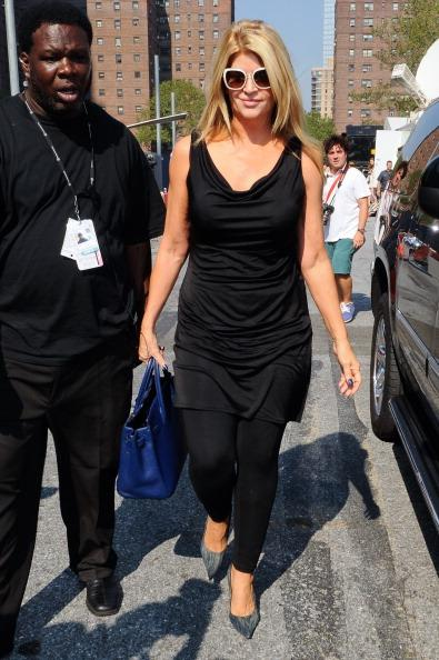 Though she looked svelte and amazing strolling the streets of NYC this week, Kirstie Alley has struggled with her weight for years.