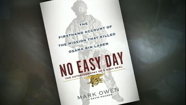 Navy SEAL Details Bin Laden Raid in Book