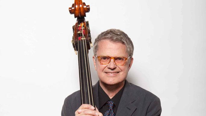 FILE - This 2010 photo released by Decca shows Jazz bassist Charlie Haden. Haden died Friday, July 11, 2014 in Los Angeles after a long illness. He was 76. (AP Photo/Decca, File)