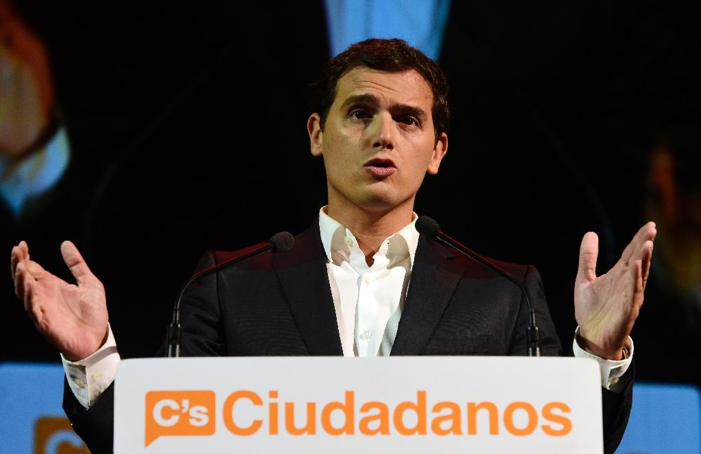 Moderate upstarts Ciudadanos, Spain's most courted party
