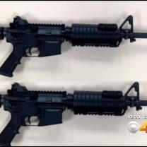 Two Assault Rifles Stolen From Locked Police Cars In Fort Collins