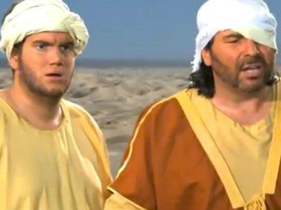 Pelakon filem anti-Islam berasa tertipu