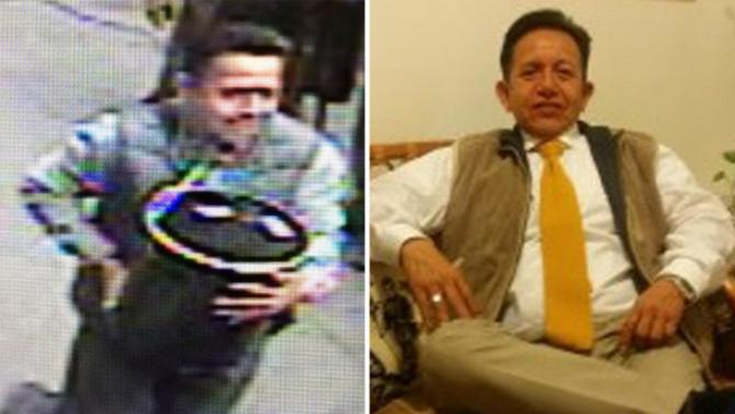 Alleged NYC Bucket of Gold Thief Arrested In Ecuador
