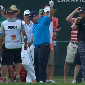 Colt Knost's hole-in-one leads Shots of the Week