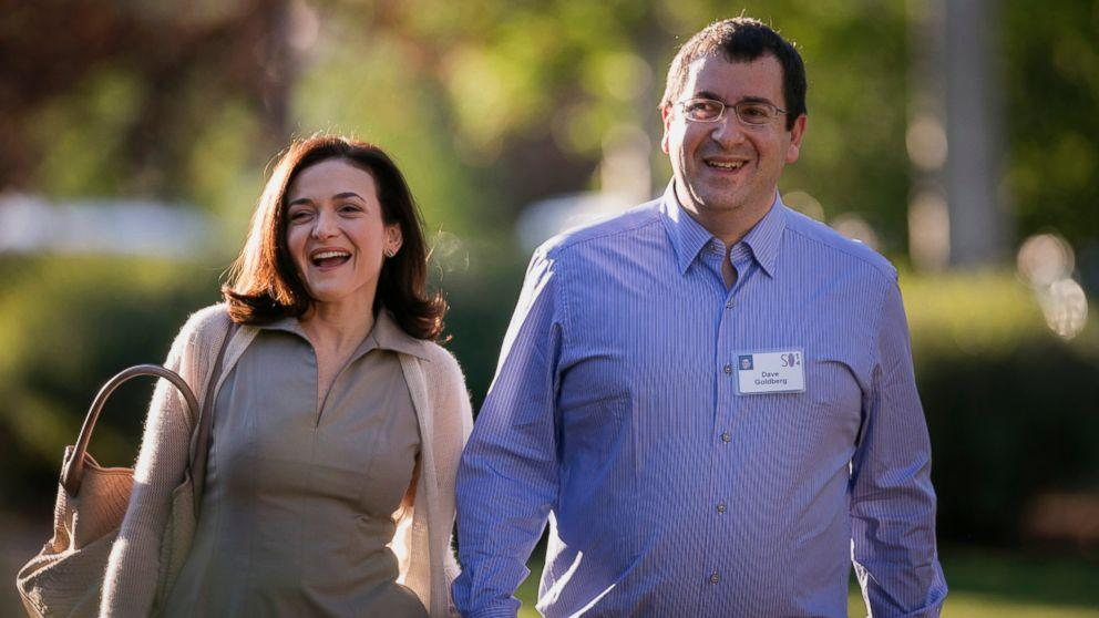 Sheryl Sandberg Remembers Husband David Goldberg In Touching Tribute On Facebook