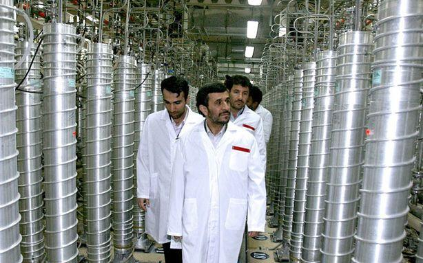 Report: Iran's Underground Nuclear Plant Is Nearly Complete