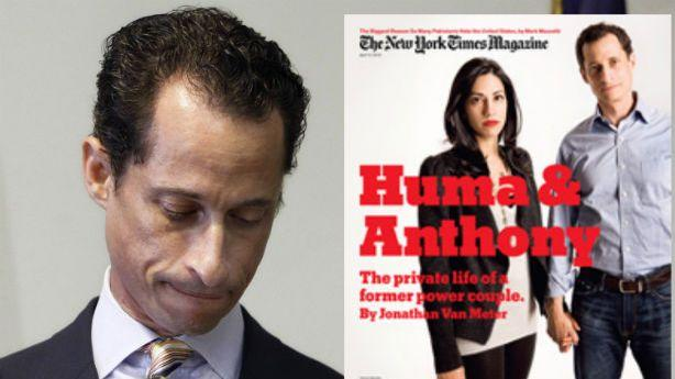 Yep, Anthony Weiner Is Running for Mayor of New York City