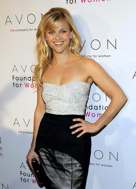 Witherspoon Reese AVON Event