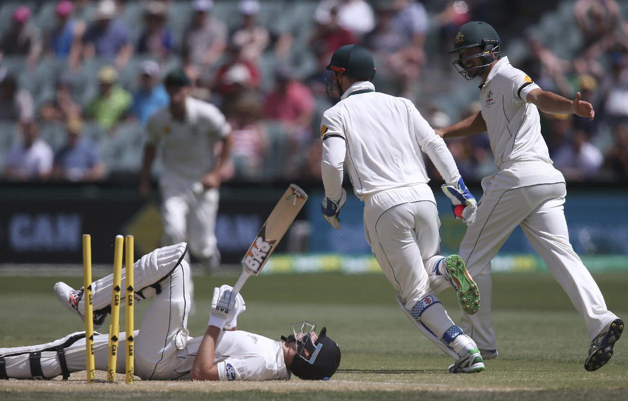 Hazlewood gets 6 wickets; Australia to chase 187 for victory