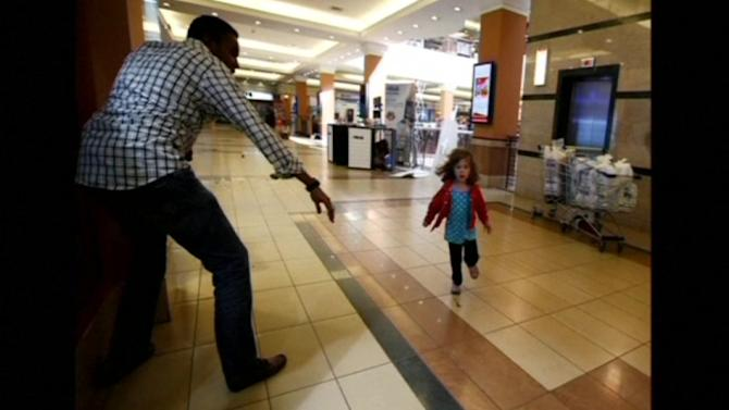 Seige in Kenyan shopping mall continues