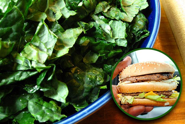 McDonald's Hops on Kale Fad With a Salad That's Worse for You Than a Big Mac