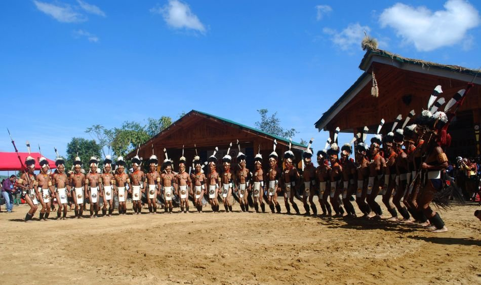 Nagaland Hornbill Festival