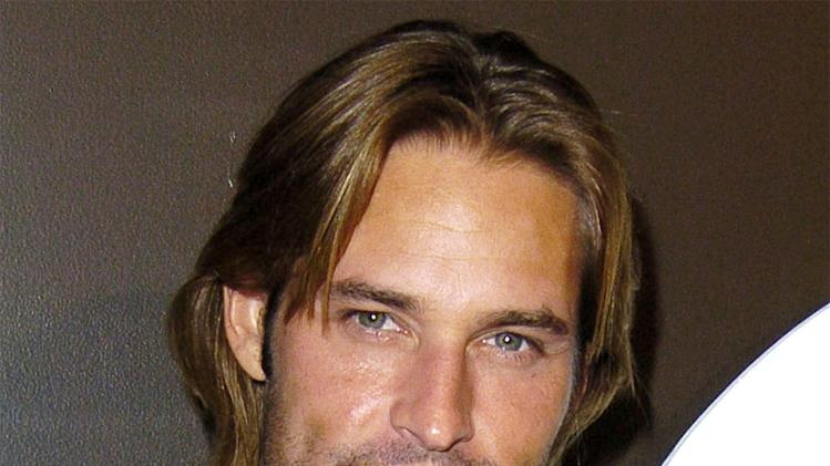 Josh Holloway at GQ Magazine's 2004's Men of the Year.