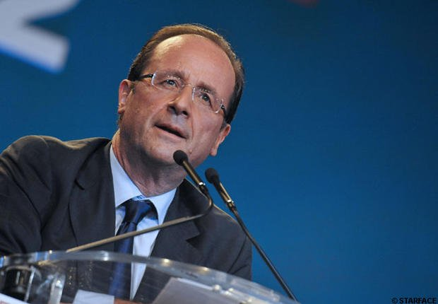 Franois Hollande: sa photo officielle vient dtre dvoile