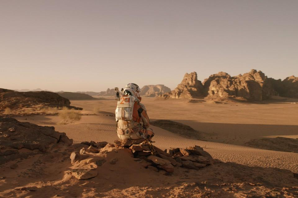Why the Mars Movie Is the Space-Age Western