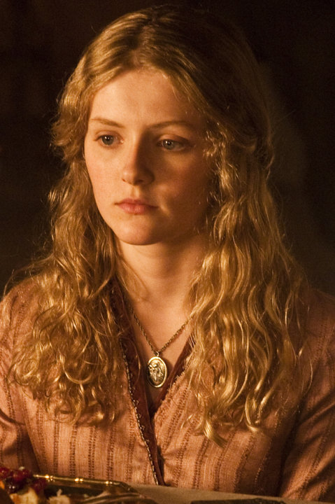 Aimee Richardson stars as Myrcella in &quot;Game of Thrones.&quot; 