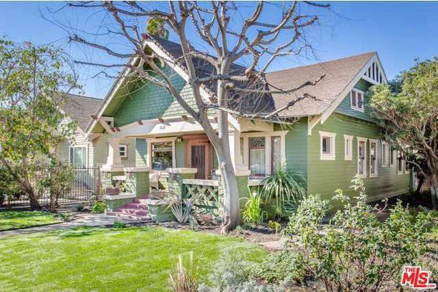 Cute-as-a-Button Craftsman in Jefferson Park Asking $649,000