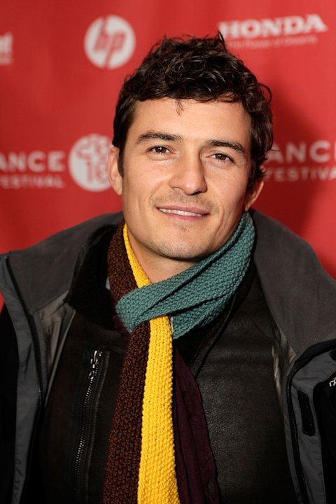 2010 Sundance Film Festival Events Orlando Bloom