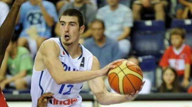 BASKETBALL 2010 France Nando De Colo