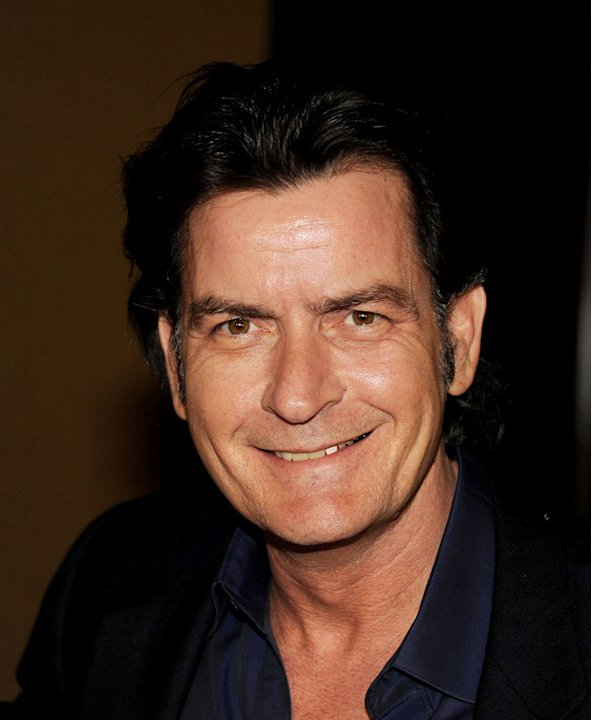 Charlie Sheen (Anger Management) attends the 2012 Fox Winter TCA All-Star Party at Castle Green on January 8, 2012 in Pasadena, California. 
