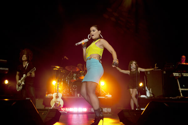 Nelly Furtado Singapore