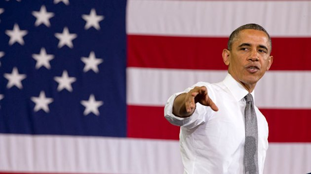 Obama Pivots to Jobs Tour at End of Scandal Filled Week (ABC News)