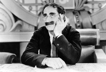 Groucho Marx in Universal Pictures' Duck Soup