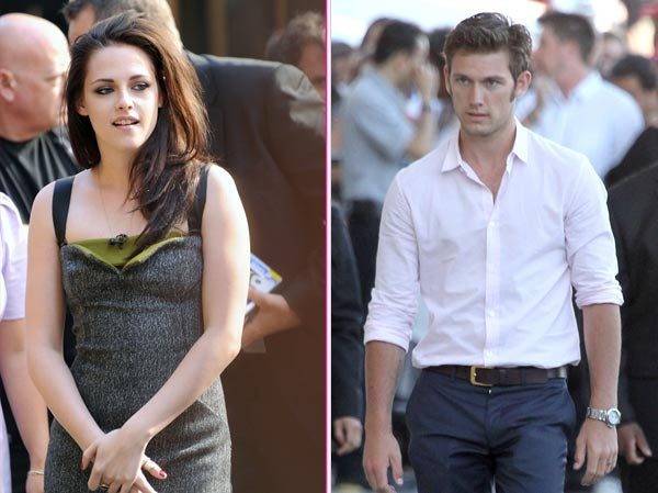 Kristen Stewart's Next Steamy Hook-Up Revealed
