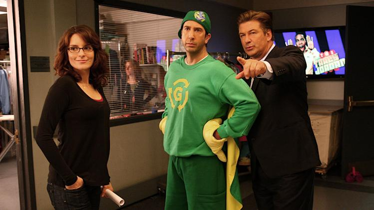 30 Rock guest stars: David Schwimmer