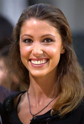 Shannon Elizabeth at the LA premiere of New Line's Austin Powers in Goldmember