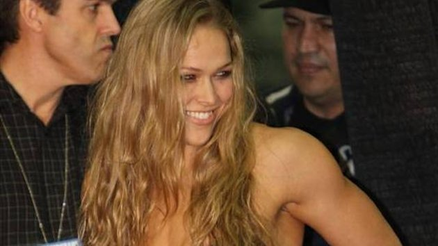 Ronda Rousey