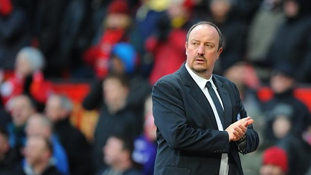 Rafael Benitez's Chelsea side are in touching distance of a cup double