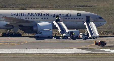 Passengers, crew evacuated from Madrid-Riyadh flight after bomb hoax
