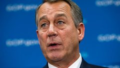 AP john boehner budget battle jt 131005 16x9 608 Boehner: No Clean Votes on Reopening Government or Debt Ceiling Without Negotiations with President O...