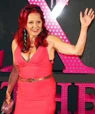 Patricia Field at the