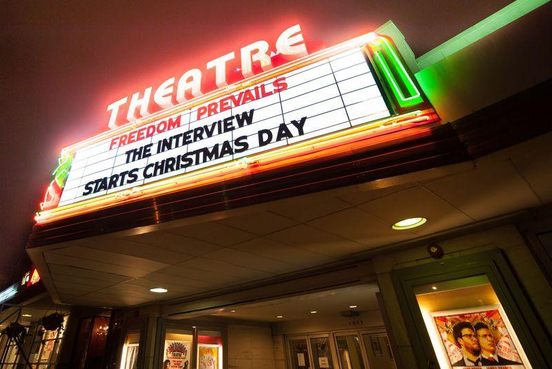 The Interview makes over $15 million online, beating movie theaters