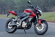 The second largest two-wheeler maker Bajaj Auto has launched the much awaited Pulsar 200NS for the Maharashtra market