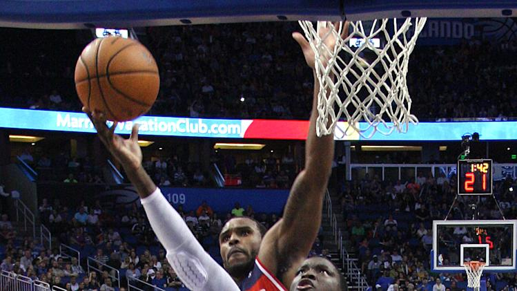 Wizards top Bucks 104-91, close to clinching 6th