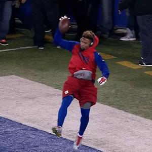 'Inside the NFL': Breaking down the Beckham catch