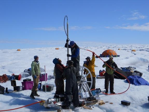 New Clues to Greenland's Hidden Plumbing