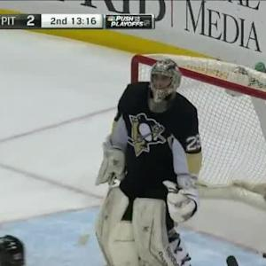 Ben Smith Goal on Marc-Andre Fleury (06:44/2nd)