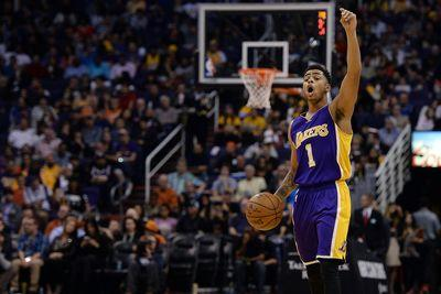 Pretend we just traded Jahlil Okafor for D'Angelo Russell. What happens now?