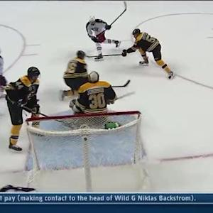 Nick Foligno puts his own rebound in