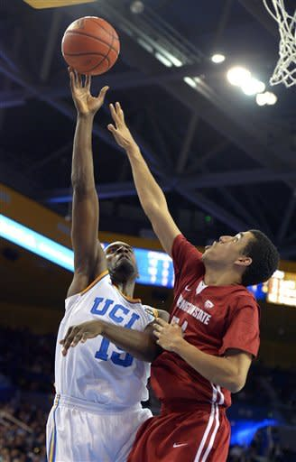UCLA routs Washington State 76-62