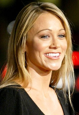 Christine Taylor at the Hollywood premiere of New Line's Tenacious D in: The Pick of Destiny