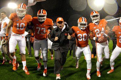 College football doesn't have a true No. 1, but Clemson's close enough right now